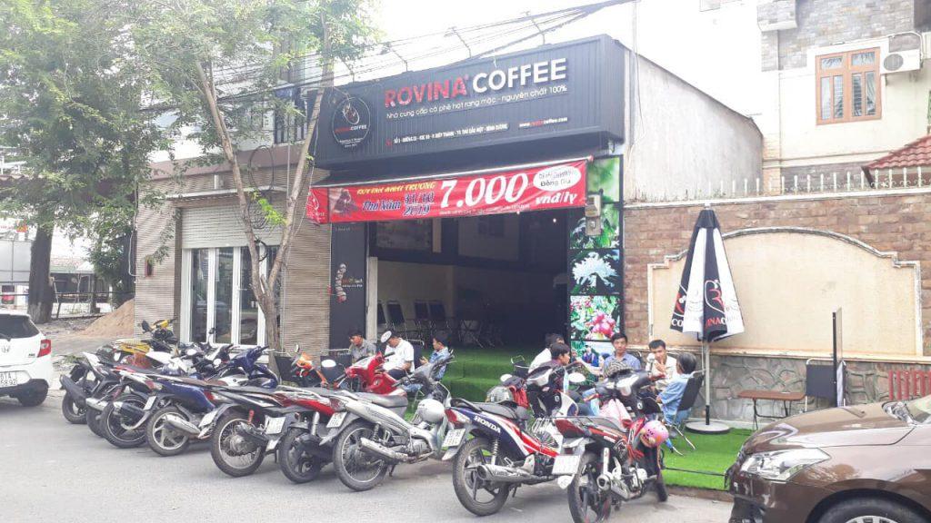 Tư vấn các bước mở quán cà phê